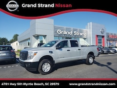 New 2019 Nissan Titan XD S Gas Truck Crew Cab in Myrtle Beach, SC