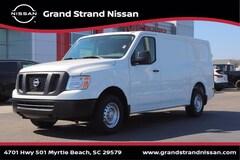 New 2021 Nissan NV Cargo NV1500 S V6 Van Cargo Van in Myrtle Beach, SC
