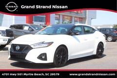 2021 Nissan Maxima SR Sedan