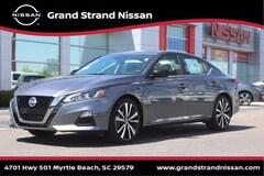 New 2021 Nissan Altima 2.0 SR Sedan for sale in Myrtle Beach SC
