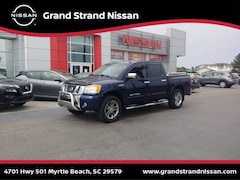 Pre-Owned 2011 Nissan Titan SL Truck Crew Cab in Myrtle Beach, SC