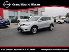 Pre-Owned 2016 Nissan Rogue SV SUV in Myrtle Beach, SC
