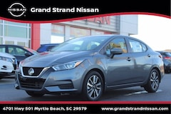 New 2021 Nissan Versa 1.6 SV Sedan in Myrtle Beach, SC