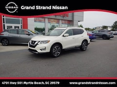 Used 2018 Nissan Rogue SL SUV for sale in Myrtle Beach SC