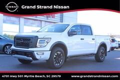 New 2021 Nissan Titan PRO-4X Truck Crew Cab in Myrtle Beach, SC