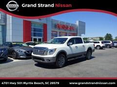 New 2019 Nissan Titan Platinum Reserve Truck Crew Cab in Myrtle Beach, SC