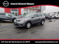 Pre-Owned 2015 Nissan Rogue S SUV in Myrtle Beach, SC