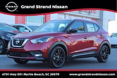 New 2020 Nissan Kicks SR SUV in Myrtle Beach, SC