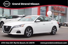 New 2021 Nissan Altima 2.5 S Sedan for sale in Myrtle Beach SC