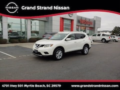 Pre-Owned 2015 Nissan Rogue SV SUV in Myrtle Beach, SC