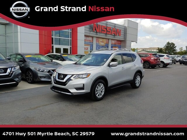 Nissan Myrtle Beach >> New Inventory Grand Strand Nissan