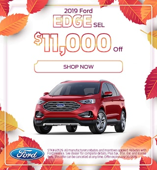 2019 Ford Edge Discount