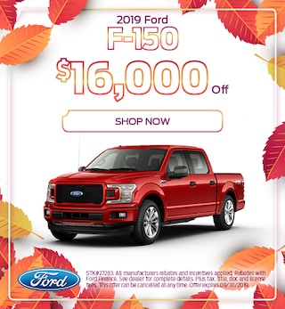 2019 Ford F-150 Discount