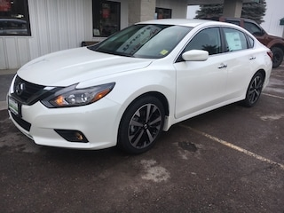 2018 Nissan Altima 2.5 SR Sedan