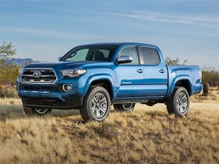 New 2019 Toyota Tacoma Limited Truck Double Cab