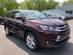 2019 Toyota Highlander Hybrid Hybrid Limited SUV