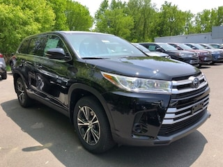 New 2019 Toyota Highlander LE SUV