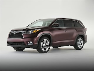 New 2016 Toyota Highlander LE Plus V6 SUV