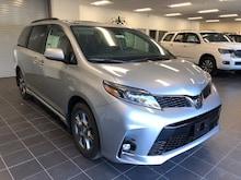 2019 Toyota Sienna SE Van