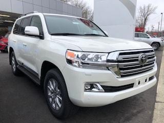 New 2019 Toyota Land Cruiser Base SUV
