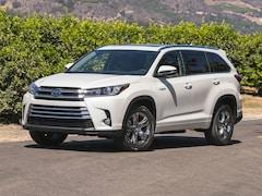 2019 Toyota Highlander Hybrid Hybrid Limited Platinum SUV