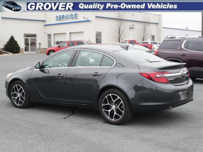 Used 2017 Buick Regal For Sale Zumbrota Mn