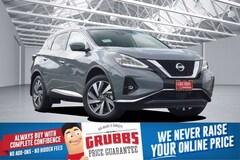 New 2021 Nissan Murano SL SUV in Bedford TX
