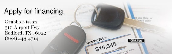 Nissan New & Used Car Financing | No Credit Dealer | Bad