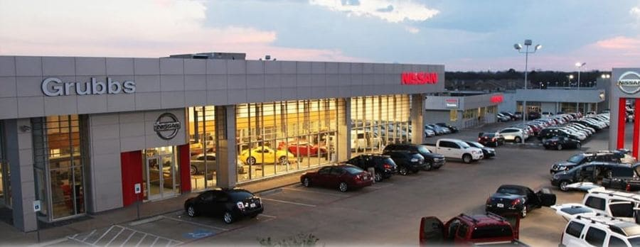 Nissan Dealer Near Fort Worth TX