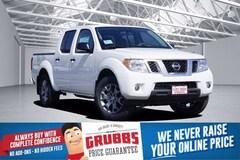 New 2021 Nissan Frontier SV Truck Crew Cab in Bedford TX