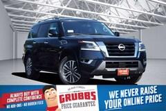 New 2021 Nissan Armada SL SUV in Bedford TX