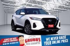 New 2021 Nissan Kicks SV SUV in Bedford TX