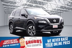 New 2021 Nissan Rogue SV SUV in Bedford TX