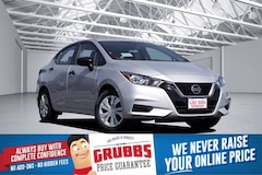 New 2021 Nissan Versa 1.6 S Sedan in Bedford TX