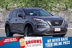 New 2021 Nissan Rogue S SUV in Bedford TX