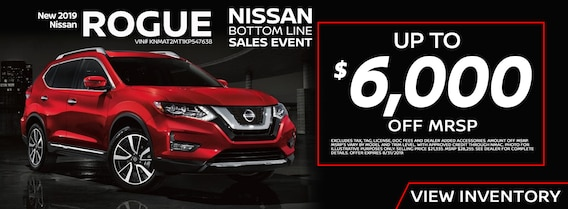 Nissan Dealer Bedford TX | New, Certified Used & Pre-Owned