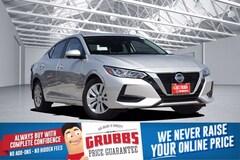 New 2021 Nissan Sentra S Sedan in Bedford TX