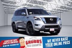 New 2021 Nissan Armada Platinum SUV in Bedford TX