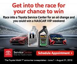 WIN a VIP NASCAR Experience