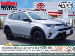 2018 Toyota RAV4 Adventure Adventure AWD