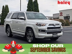 2021 Toyota 4Runner Limited Limited 4WD