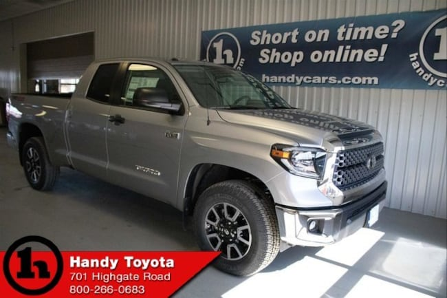 2019 Toyota Tundra SR5 5.7L V8 Double Cab 4WD TRD Off-Road Truck