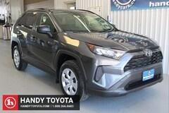 New 2019 Toyota RAV4 LE AWD SUV