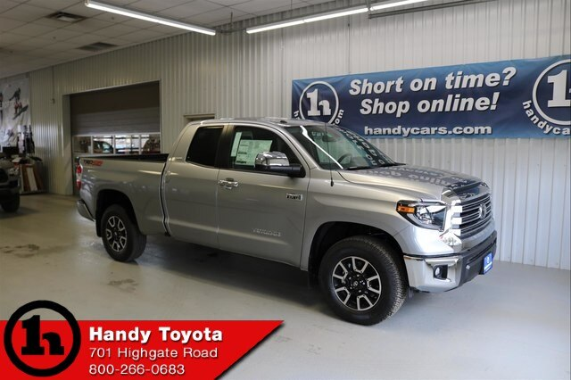 2019 Toyota Tundra Limited 5.7L V8 Double Cab 4WD Truck