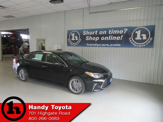2018 Toyota Avalon Limited 4DR Sedan