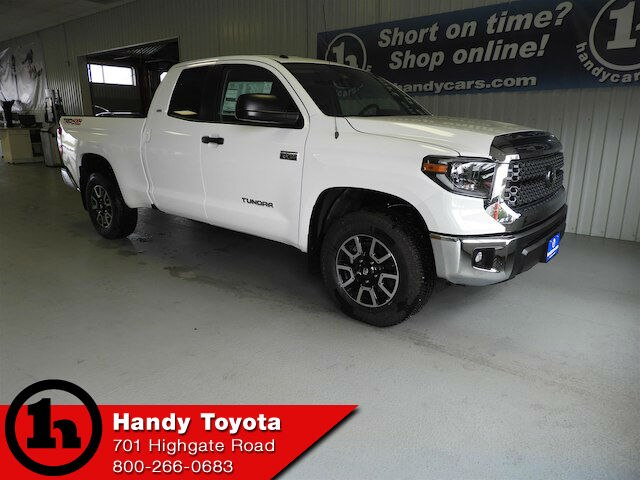 2019 Toyota Tundra SR5 Double Cab 5.7L V8 4WD TRD Off Road Truck