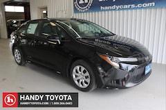 New 2020 Toyota Corolla LE FWD Sedan