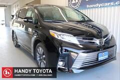 New 2020 Toyota Sienna Limited Premium 7 Passenger AWD Mini-Van