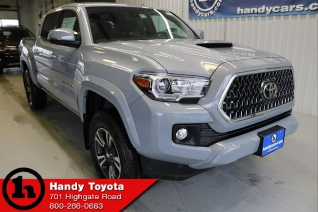 New 2019 Toyota Tacoma For Sale at Handy Cars | VIN