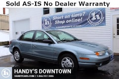 2002 Saturn S-Series Base Sedan